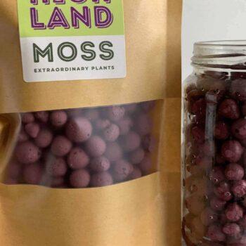 Leca Clay Pebbles in Pink Leca Clay Pebbles clay pebbles