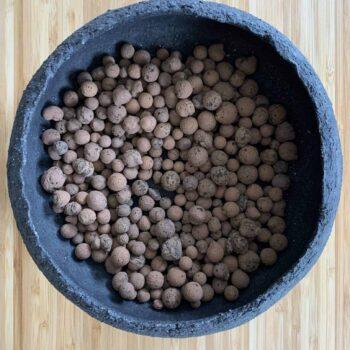 Leca Clay Pebbles in Brown Leca Clay Pebbles clay pebbles