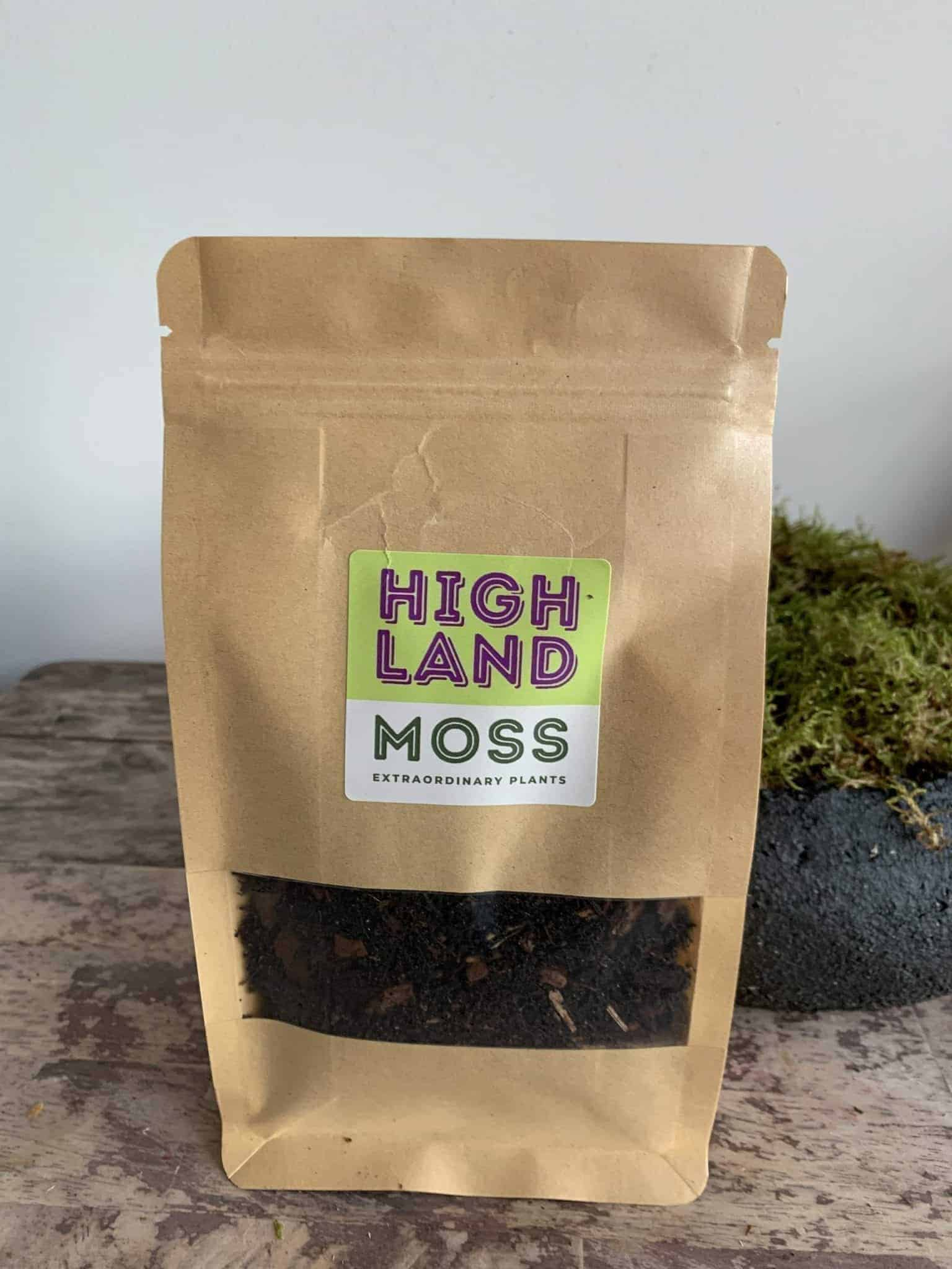 Soil Mix for Moss Bowl - Small 200g
