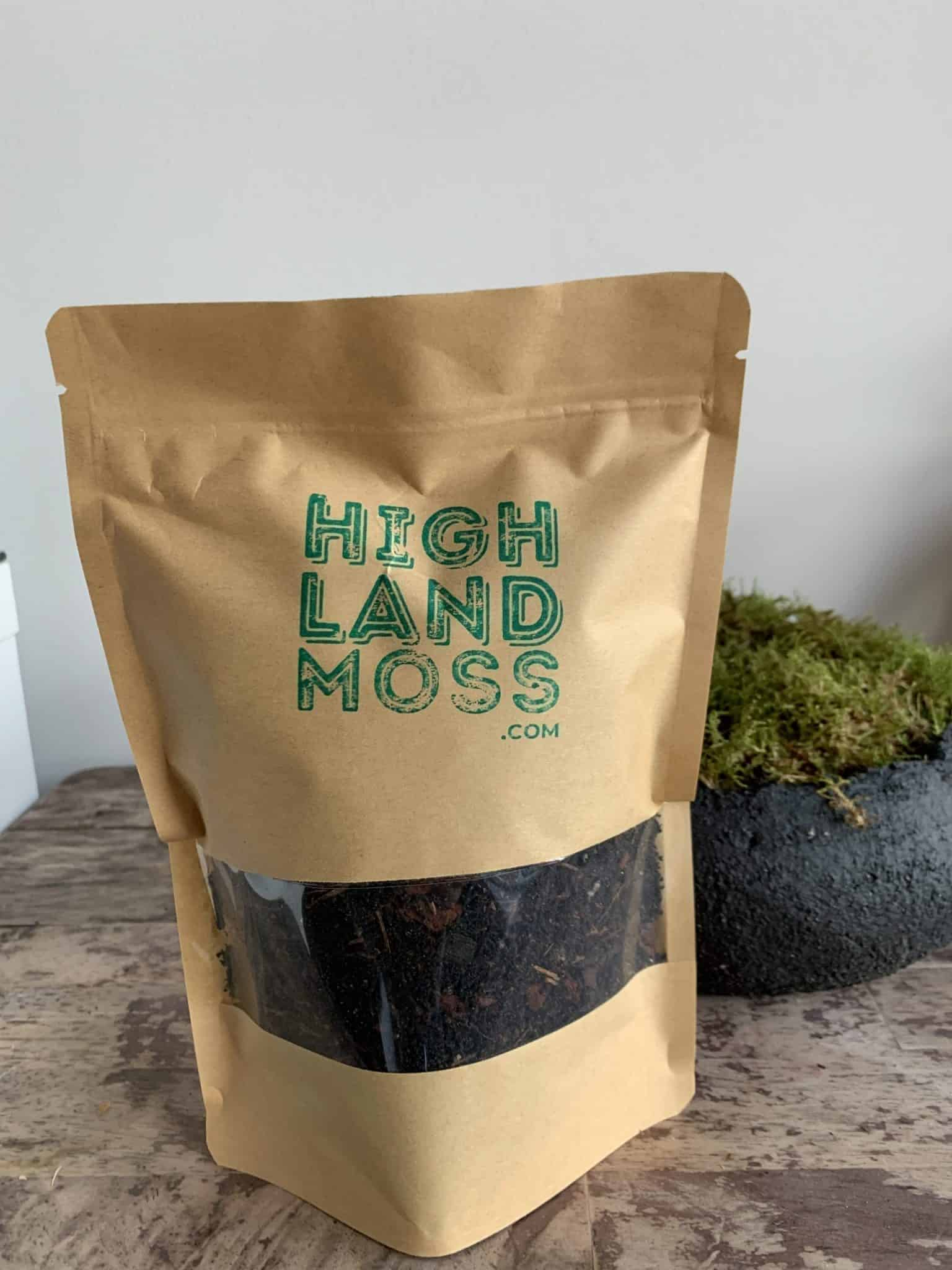 Soil Mix for Moss Bowl - Large 300g
