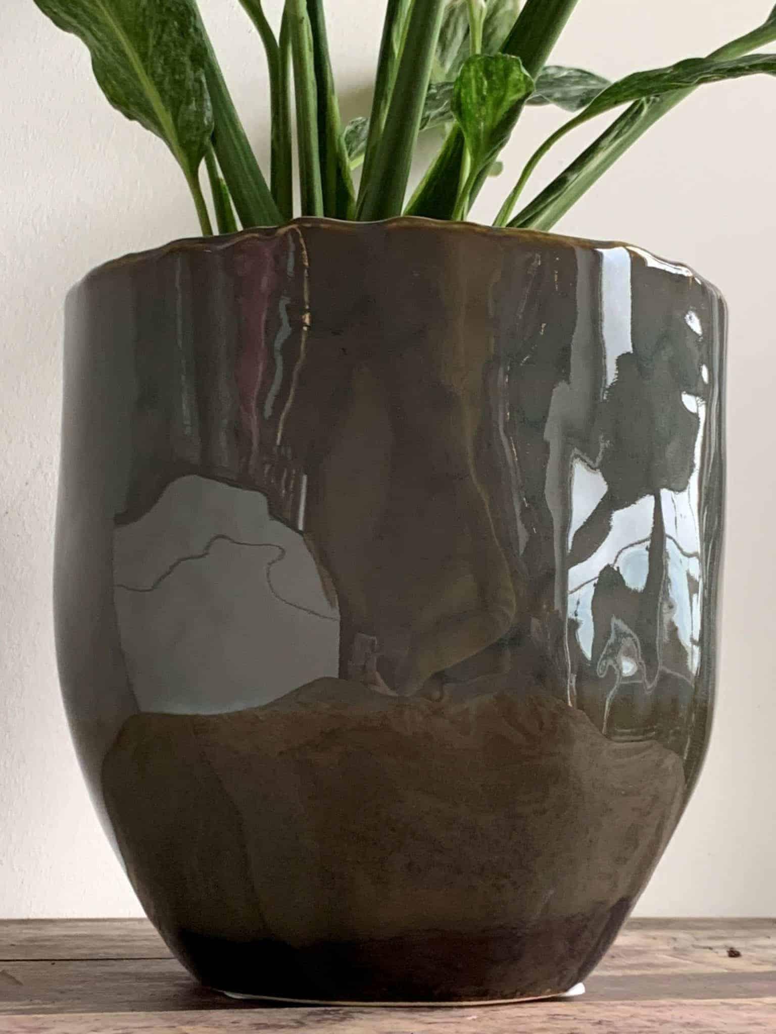 Mestre planter for up to 14cm pots
