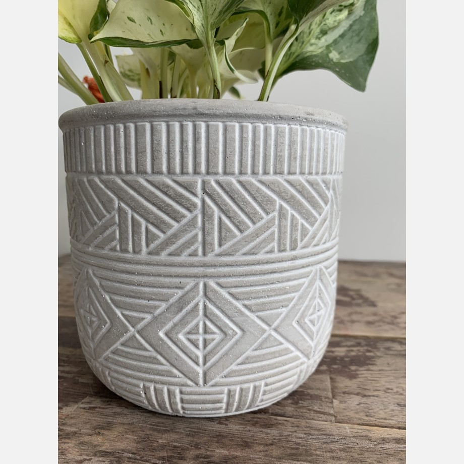 Burolo planter for 12cm pots Planters 12cm planter 2